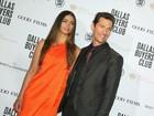 Camila Alves acompanha Matthew McConaughey em première na Itália