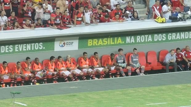 Flamengo x Coritiba (Foto: Cahê Mota)