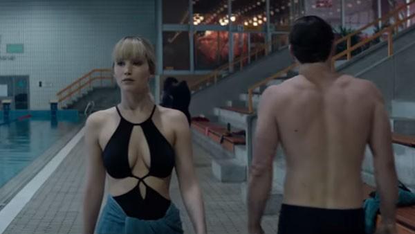 Jennifer Lawrence se valerá de habilidades mortíferas e muita sensualidade para ajudar os interesses da mãe Rússia (Foto: Reprodução/YouTube)