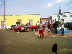 Operação de fiscalização do TRE-AM no município de Pauiní  (Foto: Allan Feitosa CRE/TRE-AM)