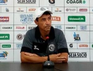 Betinho Nascimento, técnico do ASA (Foto: Divulgação ASA)