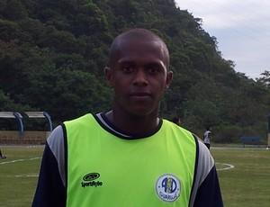 Buiú é o destaque da equipe da Associação Desportiva Guarujá (Foto: Fúlvio Feola/Globoesporte.com)
