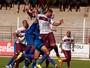 Mateus Alves deixa bom futebol do Atlético-IB de lado para ficar na elite