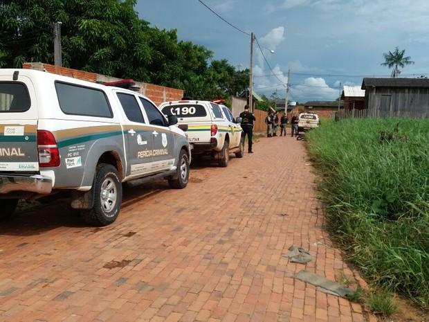 Crime ocorreu na tarde deste sábado (4) no bairro Bahia Velha (Foto  831942894b8d9
