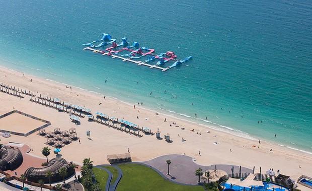 Marca alemã cria parque aquático incrível em Dubai (Foto: Divulgação)