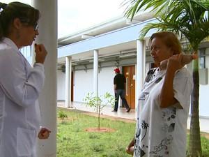 Pesquisa revela que exercícios podem prevenir o Alzheimer (Foto: Reprodução/EPTV)