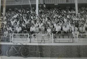 Bicicleta, estádio Tenente Carriço, Penápolis (Foto: Acervo / CA Penapolense)
