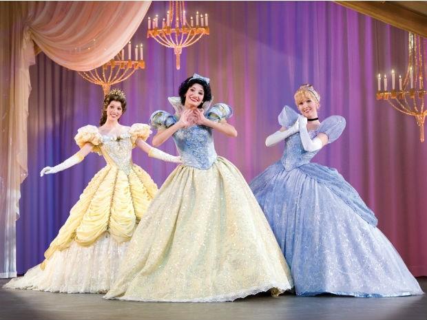 Princesas Disney Live (Foto: Copyright Feld Entertainment)