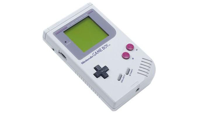 Game Boy era um videogame portátil que garantia a diversão de crianças e adolescentes (Foto: Divulgação/Nintendo)