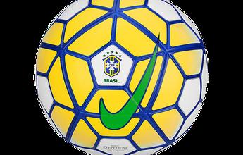 BLOG: Ordem CBF Brasil 3: conheça a bola da Copa do Brasil e do Brasileirão em 2016