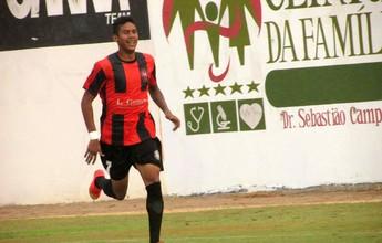 Com gol de Denis, Atlético Potengi vence e assume a ponta da 2ª divisão
