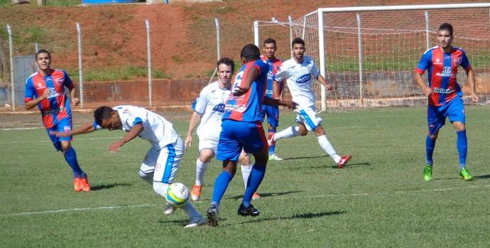 Grêmio Prudente x Assisense, em Assis (Foto: Rogério Mative / Divulgação, Grêmio Prudente)