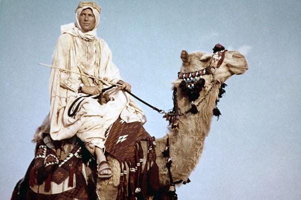 'Lawrence da Arábia' (1962) (Foto: Reprodução)