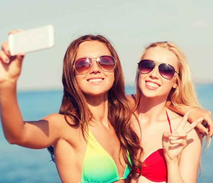 Capriche no look e garanta aquela selfie na praia (Foto: Divulgação)