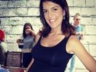 Nasce filho da jornalista Mariana Gross