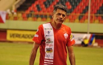 João Carlos Cavalo deixa comando técnico do Rio Branco após derrota