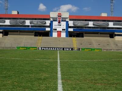 Vila Capanema Gramado Atlético-PR Paraná (Foto: Fernando Freire)