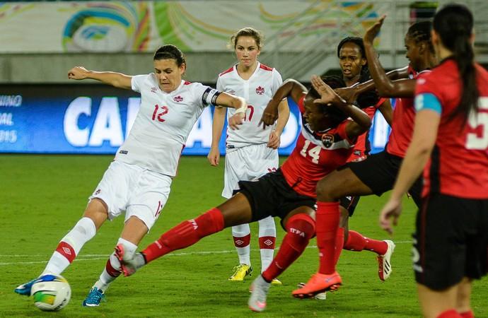 d191d68694 Sinclair iguala recorde e Canadá bate Trinidad e Tobago por 4 a 0 em Natal