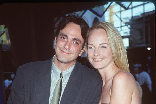 Helen Hunt e Hank Azaria  (Foto: Getty Images)