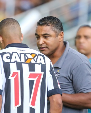 Roger Machado; Atlético-MG (Foto: Bruno Cantini )