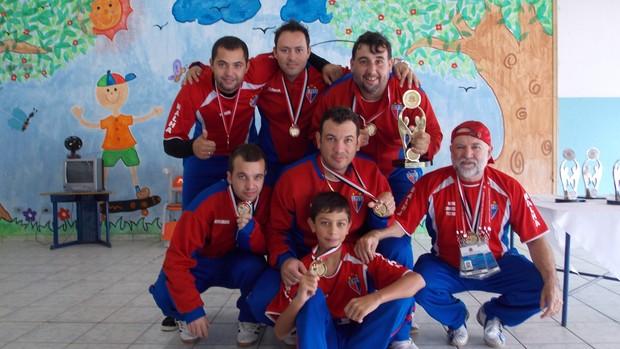 Suzano Malha Jogos Regionais (Foto: Divulgação)