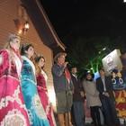 Abertura reúne cultura e tradicionalismo (Géssica Valentini/G1)