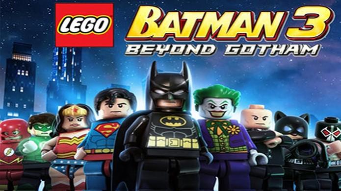 lego batman 3 beyond gotham dlcs trazem mundo bizarro e jovens