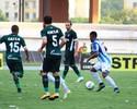 David completa 200 jogos, marca gol e valoriza empate do Goiás em Belém
