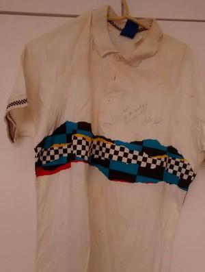 Camisa Andre Agassi 87 - Foto 2