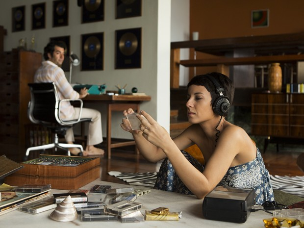 Andréia Horta e Gustavo Machado em cena do filme (Foto: Divulgação)