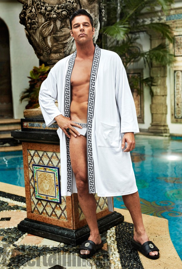 Ricky Martin (Foto: Reprodução/Entertainment Weekly)