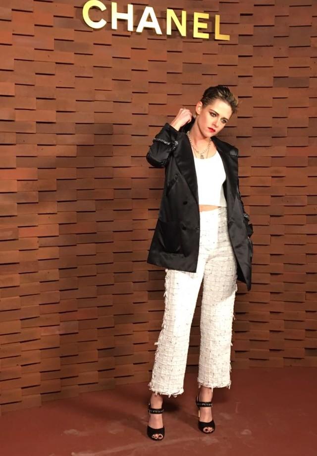 Kristen Stuart (Foto: Vogue)