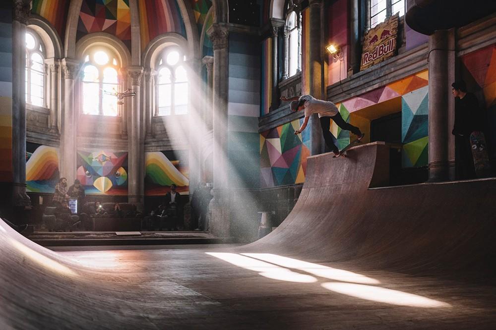 skate 00 (Foto:  RED BULL media / La iglesia skate)