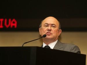 O deputado estadual José Riva, do PSD de Mato Grosso. (Foto: Fablício Rodrigues / ALMT)