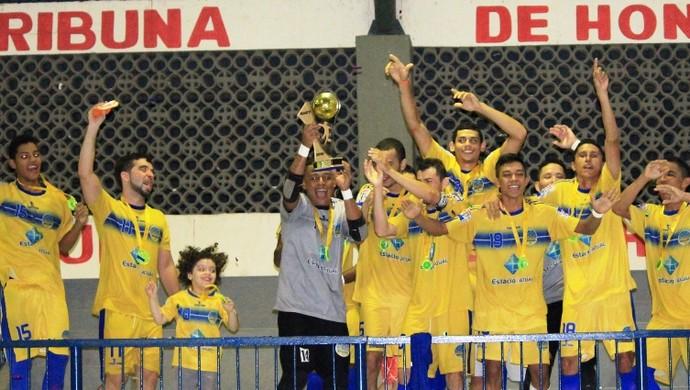 adc1ecbf7999e Constelação estreia domingo na Taça Brasil de Futsal contra o Náutico-PE