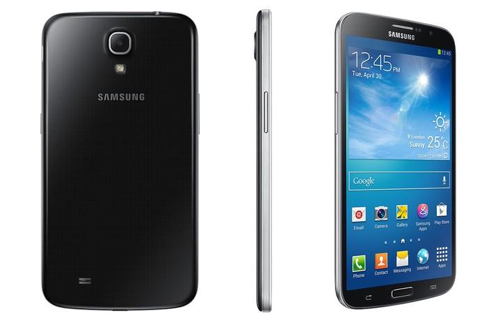 Samsung Galaxy Mega 6.8 (Foto: Divulgação)