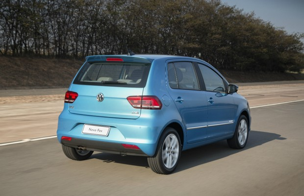 Volkswagen Fox 2015 (Foto: Fabio Aro)