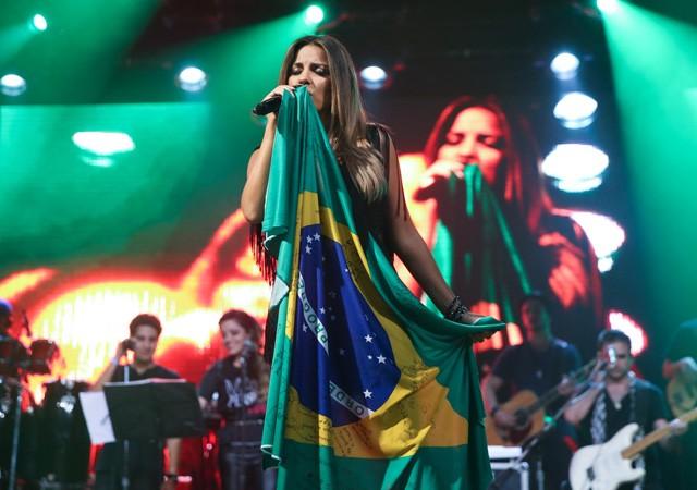 Maite Perroni (Foto: Manuela Scarpa/Brazil News)