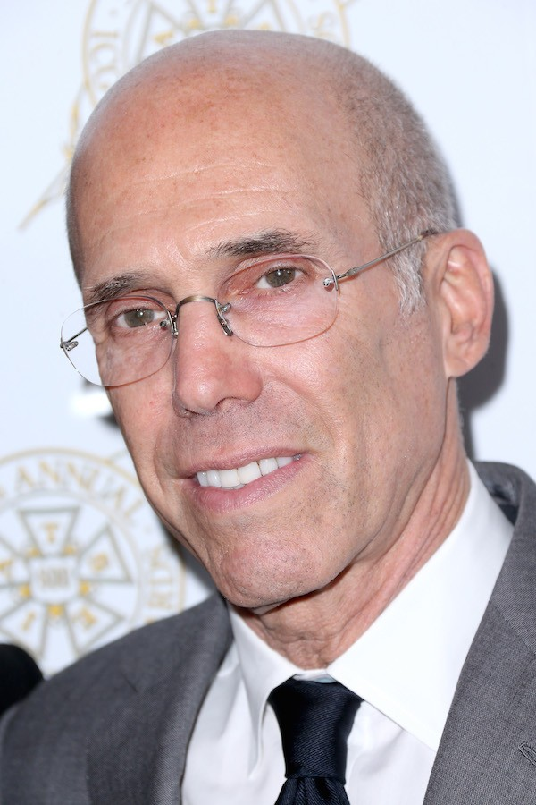 O produtor Jeffrey Katzenberg (Foto: Getty Images)