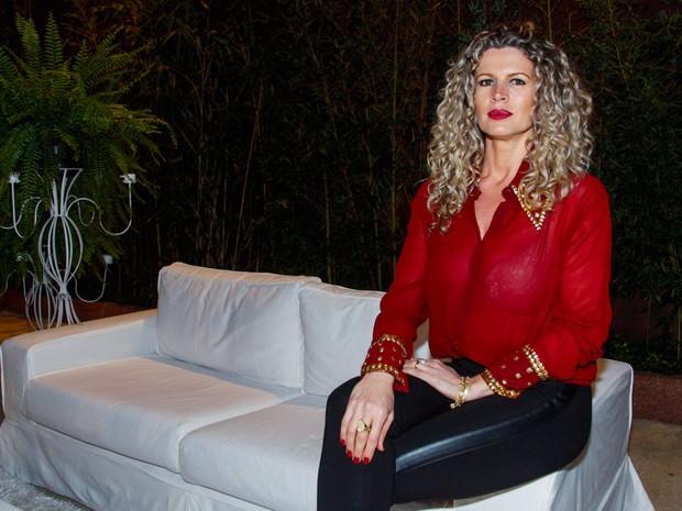 Cida Marques Em Evento S O Paulo Foto Marcos Ribas Rio