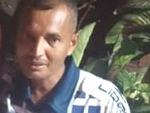 Ex-massagista do Vila Nova, Marcos Ribeiro da Silva foi morto a tiros, em Goiânia, Goiás (Foto: Arquivo pessoal/G1)