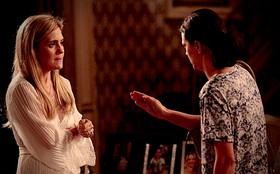 Janaína pede as contas e avisa a Carminha: 'Eu não tenho medo da senhora'