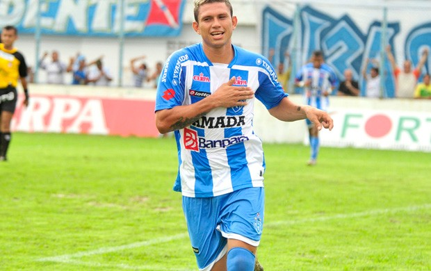 Rafael Oliveira do Paysandu (Foto: Mário Quadros - Diário do Pará)