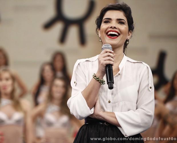 Vanessa Giácomo (Foto: Inácio Moraes / TV Globo)