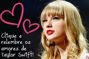 Clique e relembre os amores de Taylor Swift (Foto: Getty Images)