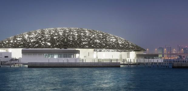 Louvre Abu Dhabi (Foto: reprodução )