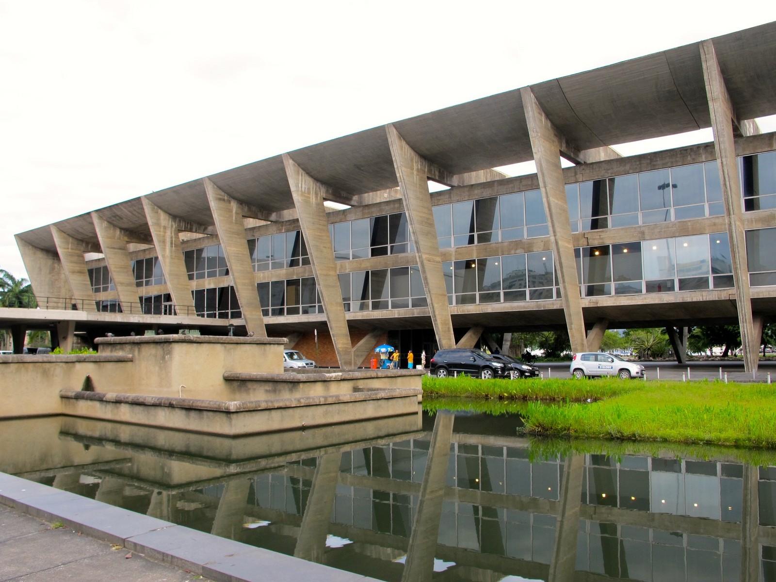 Museu de Arte Moderna do Rio (Foto: the tablehopper/flickr/creative commons)