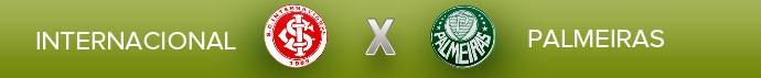 resumo 37 rodada INTERNACIONAL X PALMEIRAS