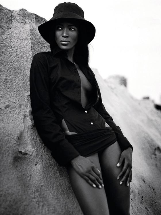 Naomi Campbell,modelo (Foto:  Divulgação)