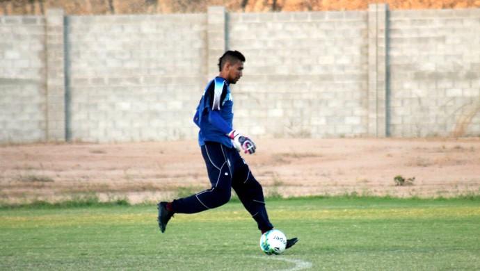 América-RN - Rafael, goleiro (Foto: Canindé Pereira/Divulgação)